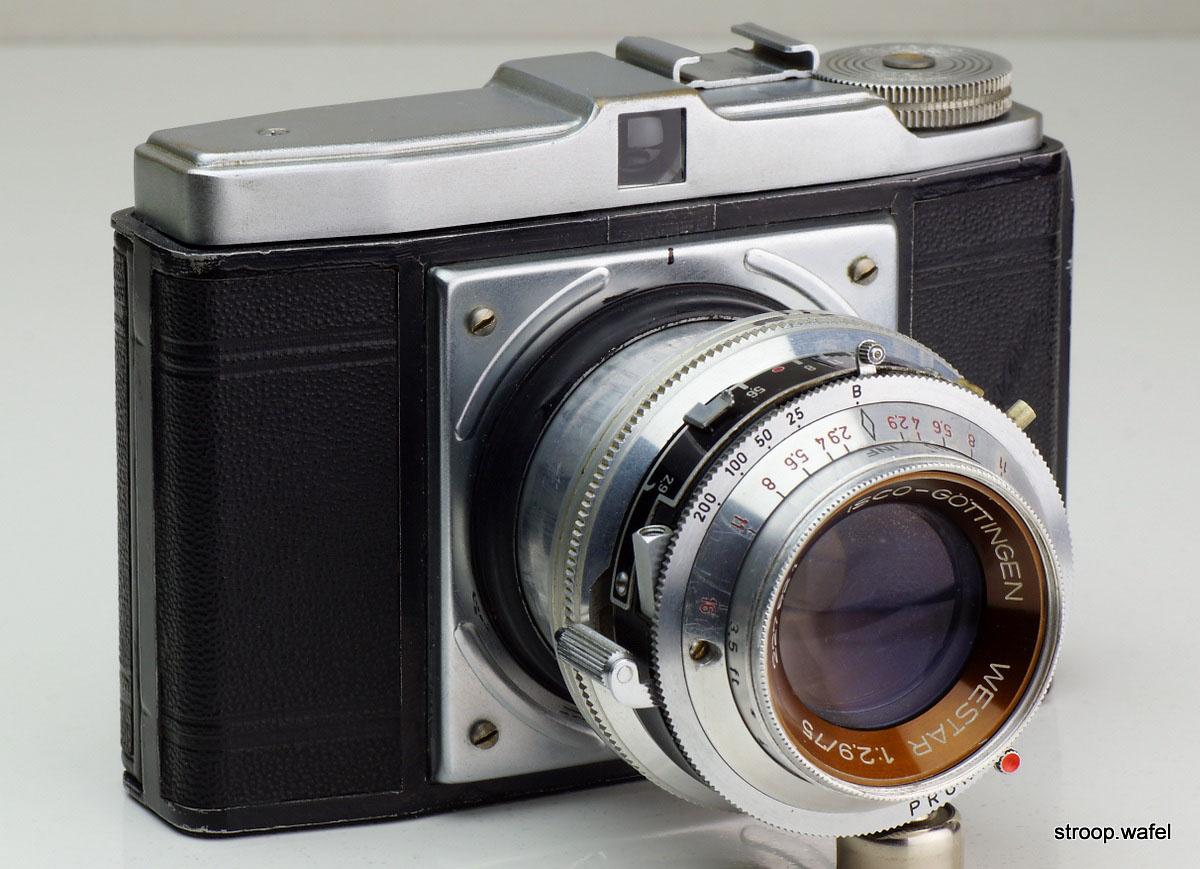 6x6 Non-folding cameras