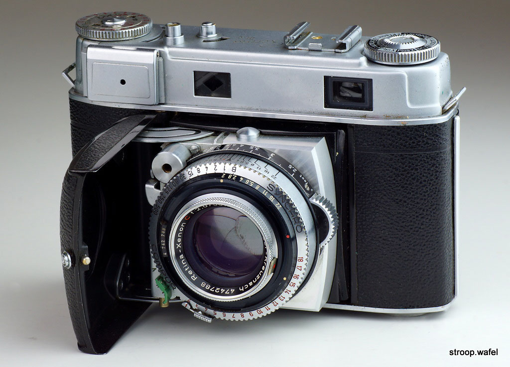 Kodak Retina IIIc photo