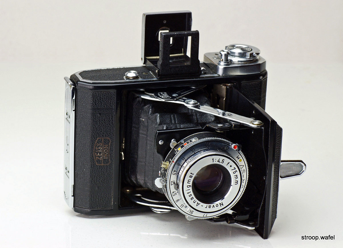 Zeiss Ikon Nettar 521 photo