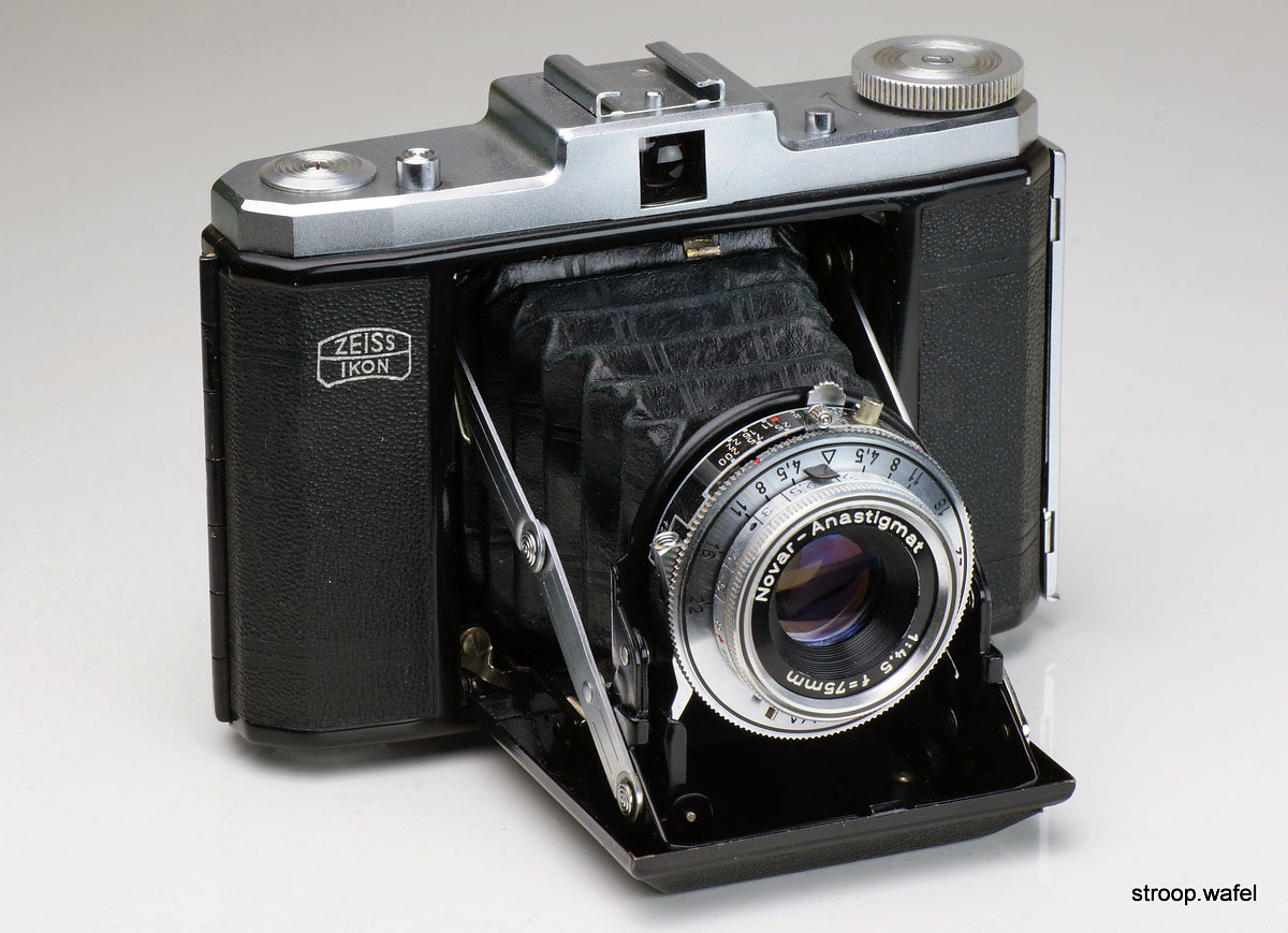 Zeiss Ikon Nettar 517/16 photo